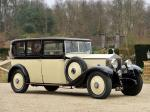 Rolls-Royce 20/25 HP Limousine by Hooper 1930 года